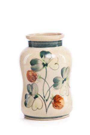 Wazonik w kwiaty - Zakłady Ceramiczne