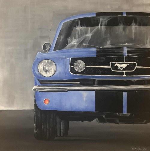 Weronika Wójcik (ur. 1994), Mustang, 2021