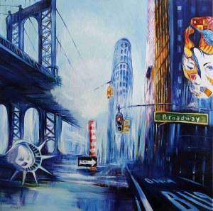 Edward Karczmarski, New York IX, 2021