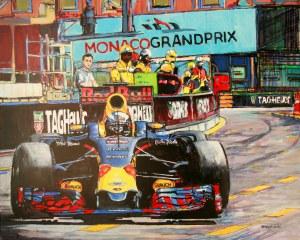Piotr Rembieliński (ur. 1956), Gran Prix Monaco