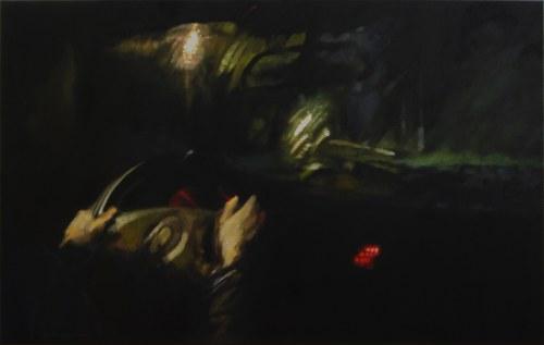 Łukasz Jacek, Night Drive 10, 2019
