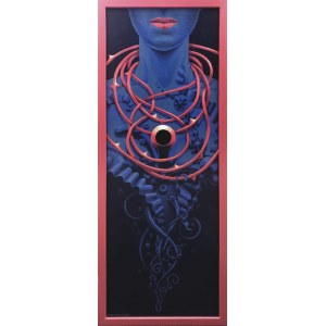 Anna Pikos (ur. 1983), Necklace, 2021
