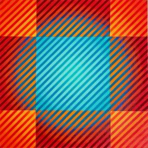 Michał WĘGRZYN, Color Vibration 24, 2020 r.