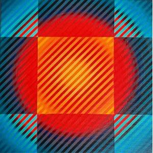 Michał WĘGRZYN, Color Vibration 26, 2020 r.