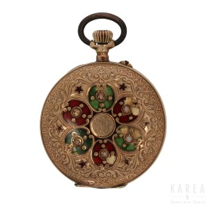 A lady's pocket watch
