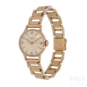 A lady's wristwatch, Doxa, Switzerland, 1950s