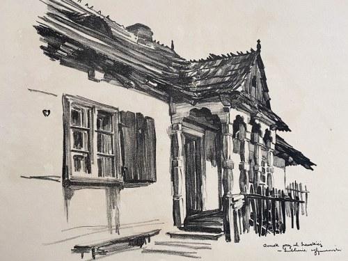 Jan Kanty GUMOWSKI (1883-1946), Dom przy Szewskiej w Lublinie