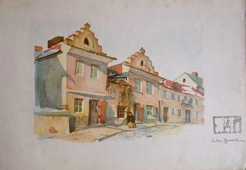 Jan Kanty GUMOWSKI (1883-1946), Lublin, 1917