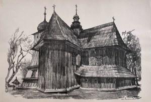 Jan Kanty GUMOWSKI (1883-1946), Kościół w Olszówce
