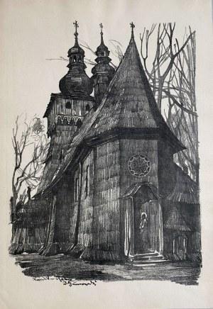 Jan Kanty GUMOWSKI (1883-1946), Kościół w Rabce