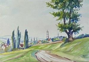 Antoni KIERPAL (1898-1960), Pejzaż