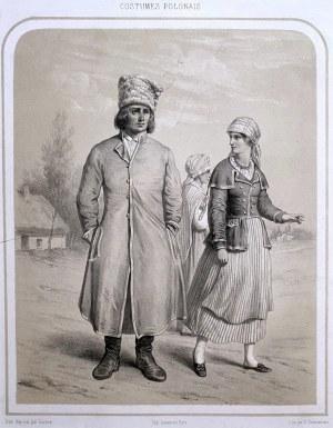 Emile DESMAISONS (1812-1880), Stroje Polskie (wg. W. Gerssona)