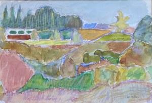 Jan WODYŃSKI (1903-1988), Pejzaż