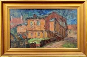 Otto AXER (1906-1983), Widok z Przemyśla