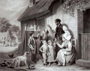 Jean Pierre Marie JAZET (1788 - 1871), Le dieu du soudat