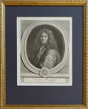 Gerard EDELINCK(1640-1707), Pierre Mignard (malarz francuski)
