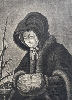Johann Jakob HAID (1704 - 1767), L'Hiver