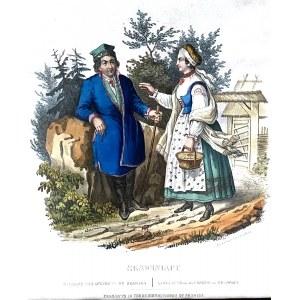 Jan LEWICKI (1795-1871), Skawiniacy