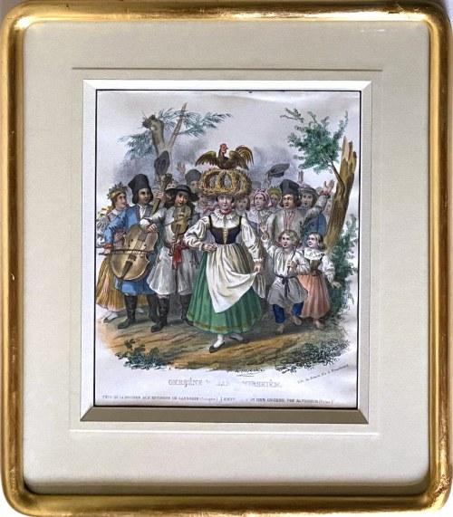 Jan LEWICKI (1795-1871), Okrężne w sandomirskiem