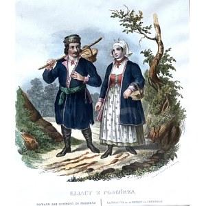 Jan LEWICKI (1795-1871), Kijacy z Podgórza