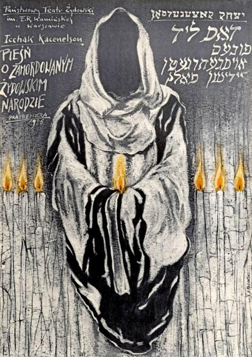 Andrzej PĄGOWSKI, (ur. 1953), Pieśń o zamordowanym żydowskim narodzie, 1986