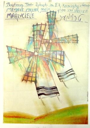 Andrzej PĄGOWSKI, (ur. 1953), Marzyciele (1987)