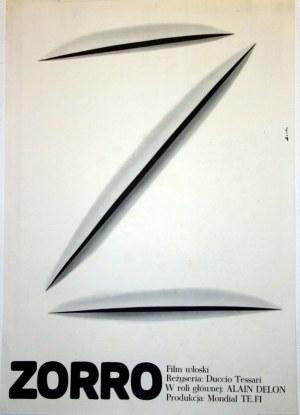 Romuald SOCHA (ur. 1943), Zorro, 1976