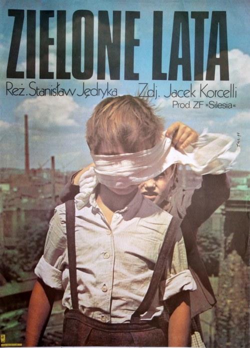 Jakub EROL (1941 Zamość - 2018 Warszawa), Zielone lata, 1979
