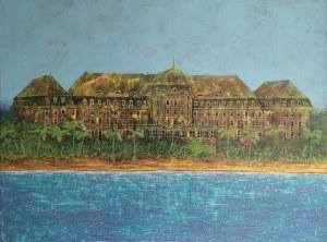 Michał Mroczka, Hotel tropikalny, 2021