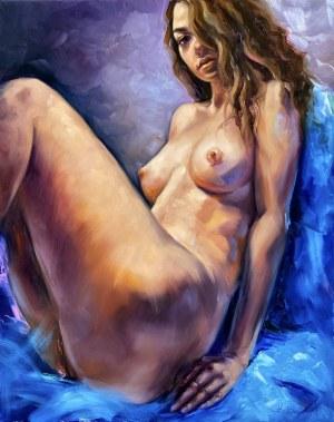 Krystyna Khvostyk, She is a Muse, 2021