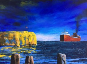 Robert Konrad, Yellow Rock, 2021