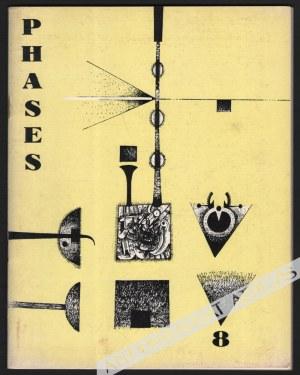 [Zbigniew Makowski, xylografia] Phases. Cahiers Internationaux De Documentation Sur La Poesie Et L'art D'avant-Garde. No. 9, Janvier 1963