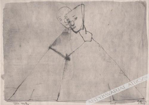Stasys Eidrigevičius (Ur. 1949) - [rysunek, 2006] Takie Szaty