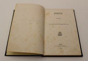 Stefan Garczyński - Poezye (Brockhaus 1863)