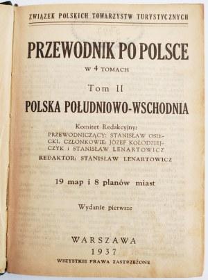 Przewodnik Po Polsce, T. Ii: Polska Południowo-Wschodnia (1937)