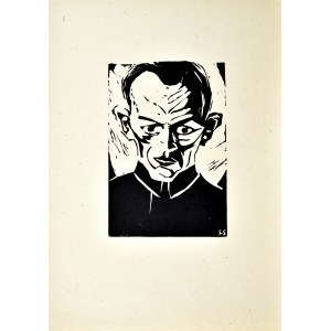 Stefan SZMAJ (1893-1970), Autoportret III