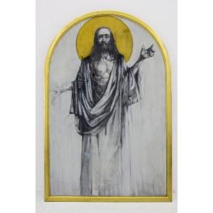 DUDA-GRACZ JERZY, Chrystus Zmartwychwstały, 1994