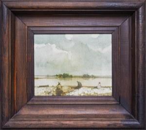 DUDA-GRACZ JERZY, Obraz 960. Holenderski, 1985