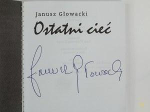 [Autograf] Głowacki Janusz, Ostatni cieć