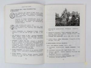 [Katalog wystawy] Z Mediolanu do Krakowa: 100 książek Vanniego Scheiwillera dla bibliofilów