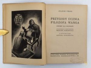 Verne Juliusz, Przygody ucznia filozofa Wanga [1937]