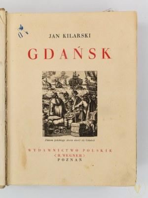 Kilarski Jan, Gdańsk, seria Cuda Polski