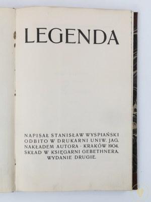 Wyspiański Stanisław, Legenda II [wydanie I]