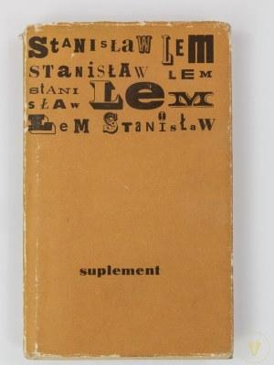Lem Stanisław, Suplement [wydanie I]