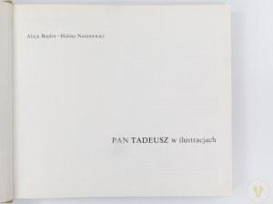 Bajdor Alicja Natuniewicz Halina, Pan Tadeusz w ilustracjach