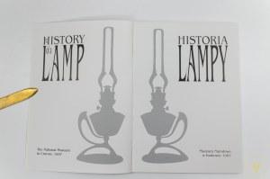 [Katalog wystawy] Kilijańska Alicja, Historia lampy