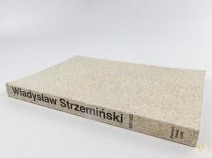 [Katalog wystawy] Władysław Strzemiński. W setną rocznicę urodzin 1893-1952