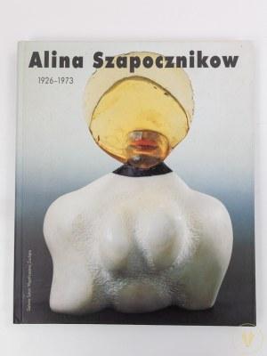 [Katalog wystawy] Alina Szapocznikow 1926 - 1973