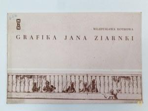 Rothowa Władysław, Grafika Jana Ziarnki