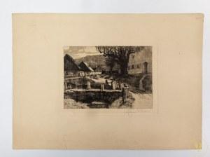 Grafika Kunstverlag Stiefbold & Co Berlin 1912